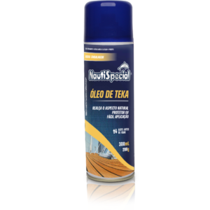 Óleo de Teka Spray 300mL